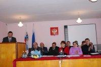 Совет депутатов приступил к работе