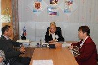 Рабочая поездка депутата А.Х.Балакишиевой в Карсунский район