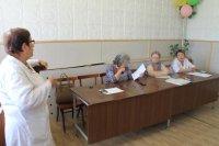 совещание заведующих фельдшерско-акушерскими пунктами