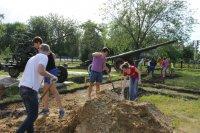 Создание парка 70 – летия Победы