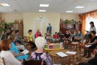 Женщины за духовное и нравственное возрождение России