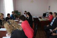 Заседание Палаты справедливости и общественного контроля  МО «Карсунский район»