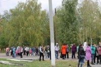 Всероссийский День ходьбы в муниципальном образовании «Карсунский район»