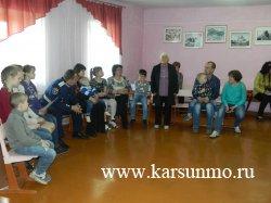 Встреча в  «Семейном  кругу» в Международный День семьи