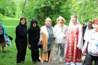Пушкинский праздник в Языковском парке