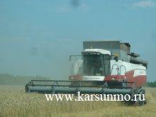 Передовики производства по уборке урожая 2016 года