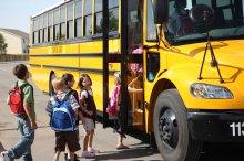 Ульяновская область может войти в федеральную программу обновления школьных автобусов