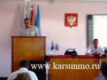 Расширенное заседание Совета национальностей