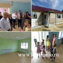 В селе Таволжанка  завершается капитальный ремонт детского сада
