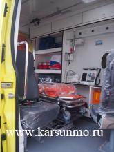 Учреждениям здравоохранения Ульяновской области передан 21 новый автомобиль скорой медицинской помощи