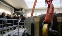 В федеральном высокотехнологичном центре медицинской радиологии в Ульяновской области установлен протонный ускоритель