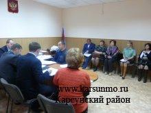 Заседание межведомственной рабочей группы в сфере трудового законодательства