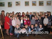 Встреча с ульяновской художницей Валентиной Сотниковой