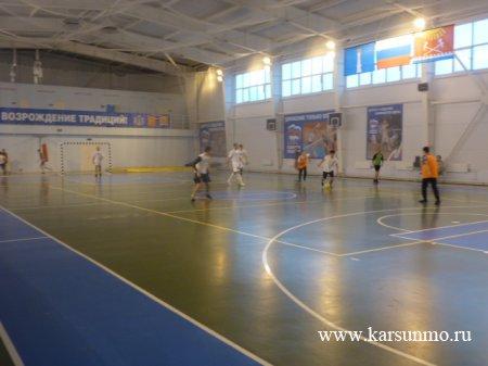 Районные соревнования по шахматам и мини-футболу