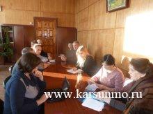 Встреча активистов в день рождения партии «ЕДИНАЯ РОССИЯ»
