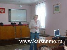 Рабочее заседание по вопросу создания на территории района ТОС