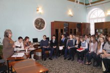 Литературное собрание «Наш Карамзин»