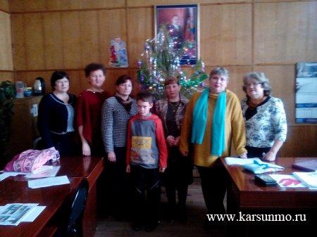 Заседание Совета местного отделения общероссийской организации «Ассамблея народов России»
