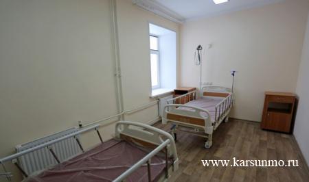 В селе Языково Карсунского района  Ульяновской области завершается реконструкция пансионата для пожилых граждан