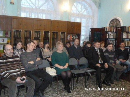 Встреча с представителями бизнес- сообщества по вопросам развития делового климата