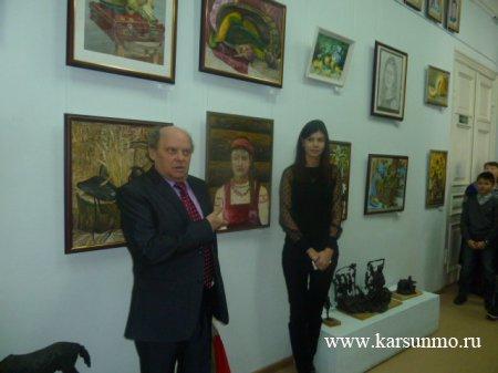 Мероприятия, посвященные 124-й годовщине со дня рождения А.А. Пластова