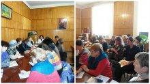 Семинар-совещание по вопросам профилактики семейного неблагополучия