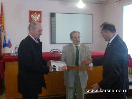 Шахматный турнир, посвященный памяти воина-интернационалиста Белоклокова В.А