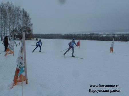 Лыжня России-2017