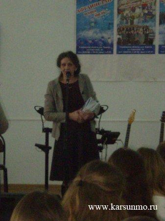 Песенный фестиваль солдатской песни