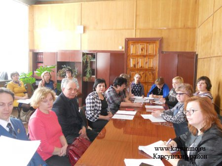 Заседание районного Семейного совета