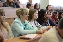 Будущим абитуриентам Ульяновской области представили кафедру правоохранительной деятельности и противодействия коррупции