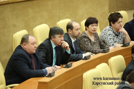 В 2017 году работа органов финансового контроля  в Ульяновской области станет более открытой!