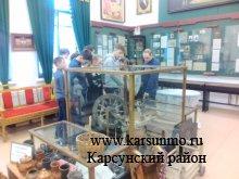 Гости Карсунского музея