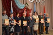 Мероприятие, посвященное 30-летию со Дня основания  Карсунского районного Совета ветеранов