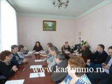 Обучение организаторов избирательного процесса