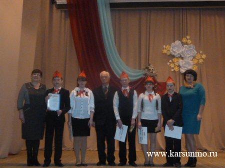 Конкурс агитбригад «Горжусь тобой, моя Россия!»
