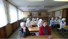 В Карсунском районе провели мастер-класс по здоровому питанию для граждан старшего поколения