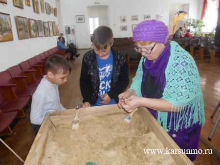 В музей семьей