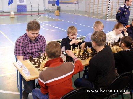 Oбластные соревнования по шахматам, посвященные генерал-полковнику В.С.Чечеватову
