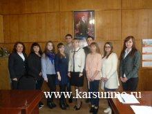 Первое заседание Молодежной избирательной комиссии