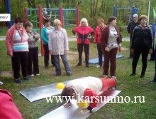 Граждане старшего возраста из Карсунского района приняли участие в проекте «Научная смена»