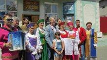 Карсунцы встретились с актером Сергеем Баталовым