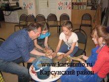 Мастер - класс по керамике мастеров - гончаров