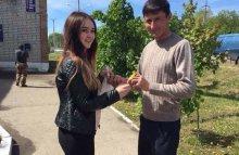 В Карсунском районе прошла акция в рамках дня «Отказа от курения»