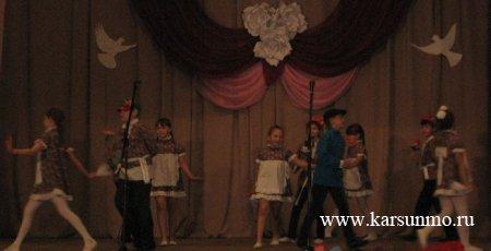 В Карсунском районе вручены первые подарки в рамках акции «Помоги собраться в школу»