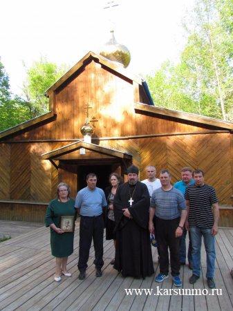 Тропой православных паломников