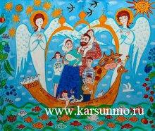 VI слёт православных семей