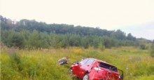 В Карсунском районе в ДТП погибла женщина