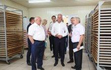 В Карсунском районе Ульяновской области будет создана новая площадка по производству кондитерской продукции