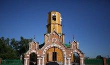 Губернатор Сергей Морозов поблагодарил участников восстановления Храма Богоявления в Прислонихе